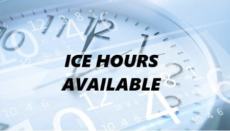 Ice hours available